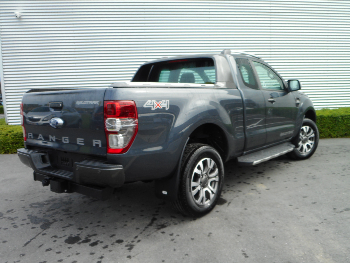 ford ranger super cab wildtrack tdci 4x4 auto wise. Black Bedroom Furniture Sets. Home Design Ideas