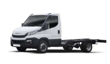 IVECO DAILY CHASSIS CAB 35 C15 EMP 3750 TD plein