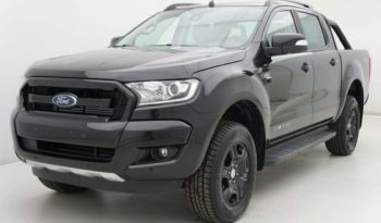 Ford Ranger 2.2 TDCi 160 Double Cab – Black Edition + GPS + AdaptCruise