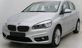 BMW 218d Active Tourer Luxury Line + Cuir + GPS plein