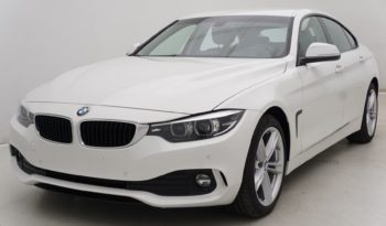 BMW 420da 190 Gran Coupé + GPS + Privacy Glass + ALU18 plein