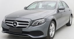 Mercedes E220 CDi 9G-DCT 190 Avantgarde + Comand + Cuir + Panorama + LED Lights