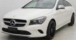 Mercedes CLA 200 CDi 7G-DCT Shooting Brake + GPS + ALU19