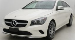 Mercedes CLA 180 CDi 7G-DCT Shooting Brake + GPS + ALU 19
