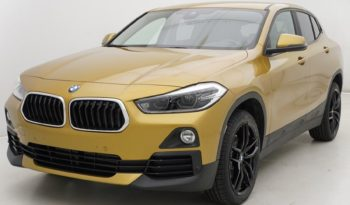BMW X2 2.0d sDrive18d Lounge + GPS + LED Headlights + Alu19 plein