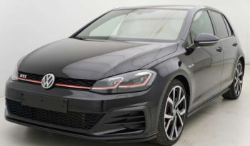 Volkswagen Golf GTi 2.0 TFSi 230 DSG + GPS + LED Lights + Brescia 19 + Camera plein