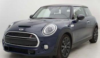 Mini Cooper S 2.0i 163 S Automatique + GPS + Cuir + LED Lights