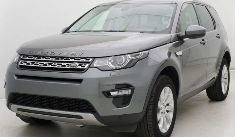 Land Rover Discovery Sport 2.0 TD4 150 4WD Automatique HSE + Panoram plein
