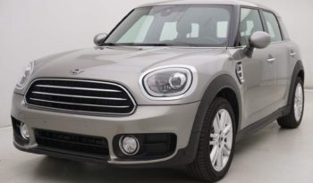 Mini Countryman 2.0da 150 CooperD + GPS + LED Lights plein