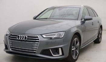 Audi A4 35 TFSi 150 S-Tronic Avant S-Line Facelift + GPS Virtual Cockpit + LED Lights plein