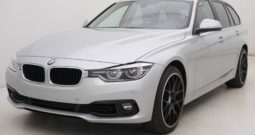 BMW 318iA Touring + GPS + LED Lights + Alu19 + Privacy