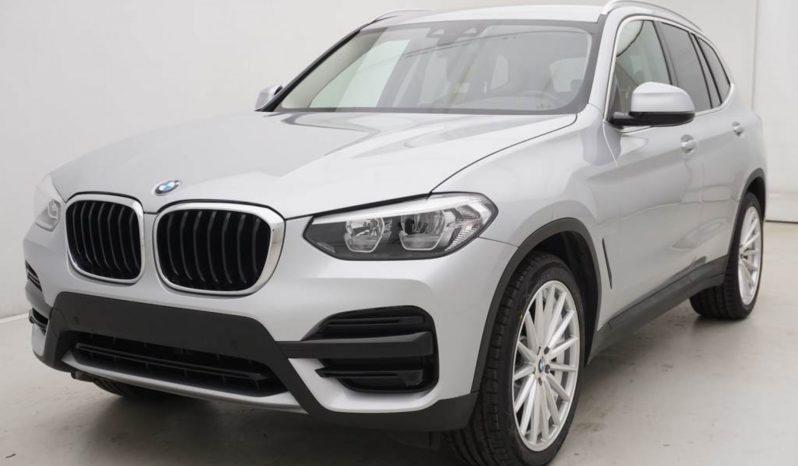 BMW X3 2.0dA sDrive18d + GPS + Cuir + LED Lights plein
