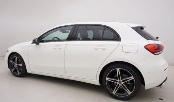 Mercedes A180d 7G-DCT Progressive + Night Pack + GPS + LED Lights plein