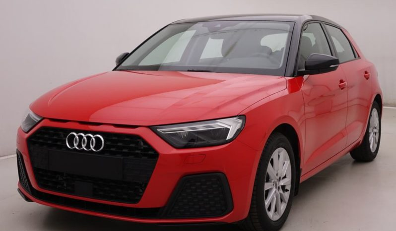 Audi A1 30 TFSi S-Tronic Sportback + Virtual Cockpit + LED Lights plein