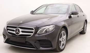 Mercedes E300de 317 Hybrid 41G/Co2 9G-Tronic AMG Line + WideScreen + Pano + LED