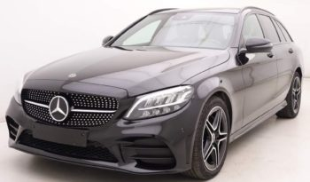 Mercedes C220d 9G-DCT Break AMG Line + GPS + Panoram + LED
