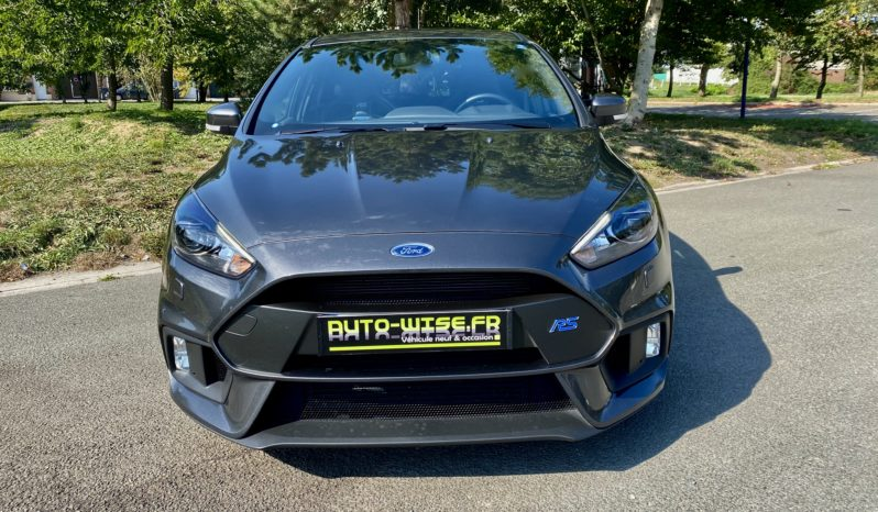 Ford Focus 2.3 EcoBoost 350ch RS plein