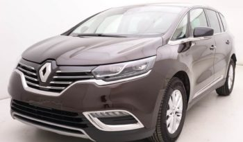 Renault Espace 1.6 DCi 131 Energy Zen + GPS + Pano + LED Lights plein