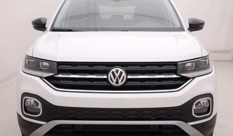 Volkswagen T-Cross 1.0 TSi 115 Style + Black Pack + App Connect + LED Lights + Alu18 plein