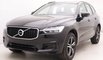 Volvo XC60 2.0 D3 150 R-Design + GPS + Cuir + LED Lights plein