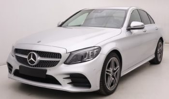 Mercedes C220d 195 9G-DCT AMG Ext. + GPS Comand + Camera + LED Lights plein