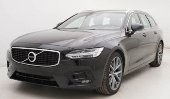 Volvo V90 2.0 T4 190 R-Design + GPS + Cuir Sport Seats + LED Lights + Harman/Kardon plein
