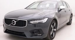 Volvo V90 2.0 D4 190 Geartronic R-Design + GPS + Cuir + Pano + LED Lights