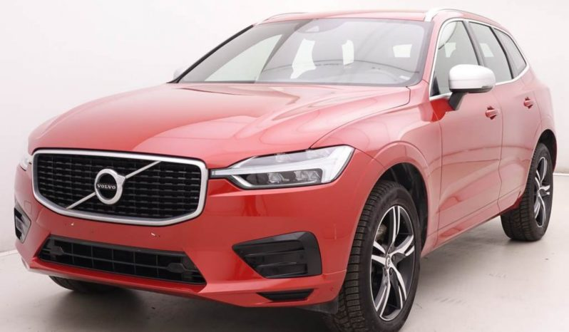 Volvo XC60 2.0 D4 Geartronic R-Design + GPS + Cuir Sport Seats + LED Lights plein