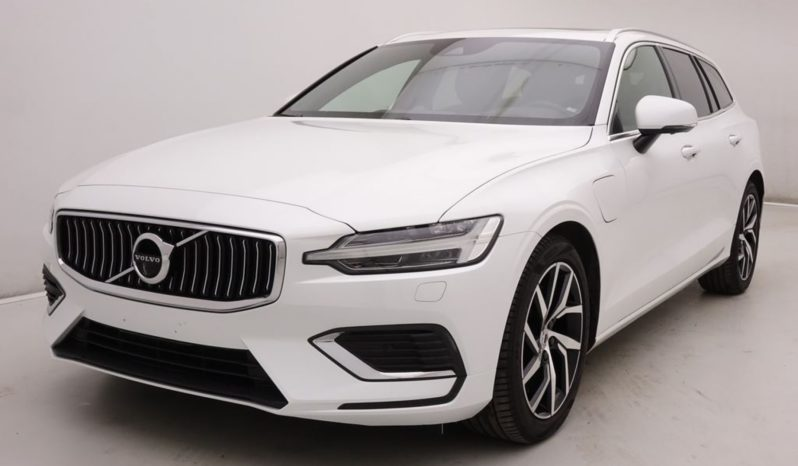 Volvo V60 T8 303pk AWD Geartronic Inscription + GPS + Panoram + Bower&Wilkins plein
