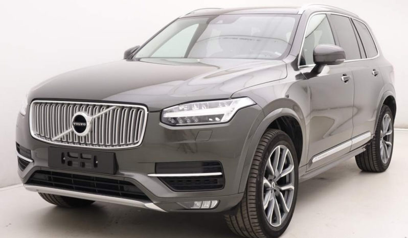 Volvo XC90 2.0 D5 235 4WD Geartronic Inscription + Panoram + Cuir + GPS plein
